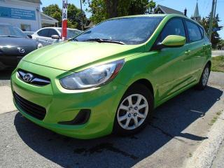 Used 2014 Hyundai Accent GL Hatchback for sale in Ottawa, ON