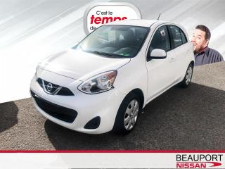 Used 2017 Nissan Micra SV à hayon 4 portes BA for sale in Beauport, QC
