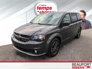 Used 2019 Dodge Grand Caravan GT 2RM for sale in Beauport, QC