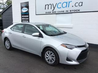 Used 2019 Toyota Corolla LE HEATED SEATS, BACKUP CAM!! MYCAR POWERBUY!! for sale in Richmond, ON