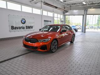 New 2020 BMW M340i xDrive Sedan for sale in Edmonton, AB