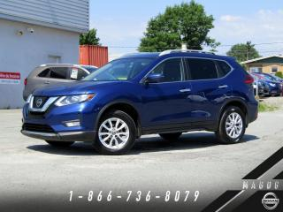 Used 2017 Nissan Rogue SV AWD + ENS. TECH + TOIT PANO + NAVI! for sale in Magog, QC