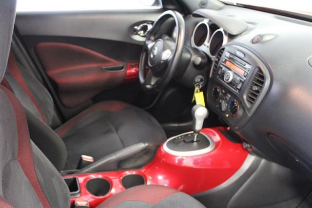 2013 Nissan Juke 1.6 DIG Turbo SV AWD CVT