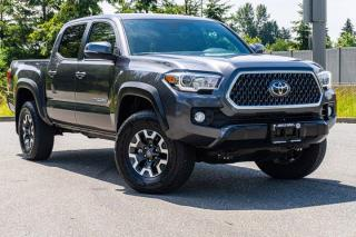 Used 2019 Toyota Tacoma TRD Off Road for sale in Maple Ridge, BC