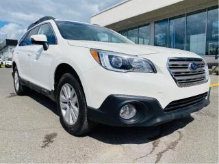 Used 2016 Subaru Outback 5dr Wgn CVT 2.5i w-Touring,toit,camera for sale in Lévis, QC