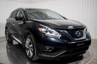 Used 2017 Nissan Murano PLATINUM AWD TOIT PANO NAVIGATION for sale in Île-Perrot, QC