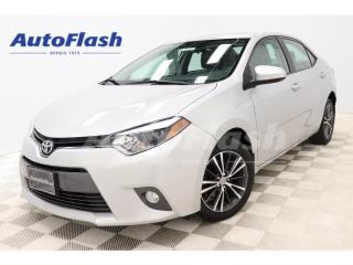 Used 2016 Toyota Corolla LE-UPGRADE *Camera *Toit-Ouvrant/Sunroof *Mags for sale in St-Hubert, QC