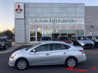 Used 2013 Nissan Sentra SV/59 265 KM/BLUETOOTH/PUSH START/A/C for sale in St-Hubert, QC