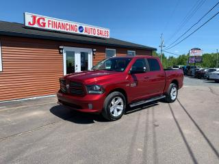 Used 2014 RAM 1500 SPORT for sale in Millbrook, NS