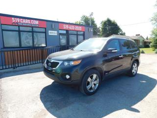 Used 2013 Kia Sorento EX|AWD|LEATHER|BACKUP CAMERA|BLUETOOTH for sale in St. Thomas, ON