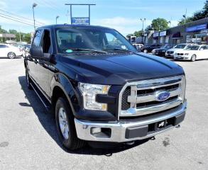Used 2015 Ford F-150 XLT SuperCrew No Accidents One Owner for sale in Windsor, ON