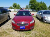 Photo of Red 2011 Chevrolet Cruze