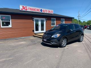 Used 2016 Buick Encore Leather for sale in Millbrook, NS
