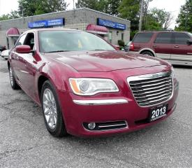 Used 2013 Chrysler 300 Touring Low KM Moon Roof for sale in Windsor, ON