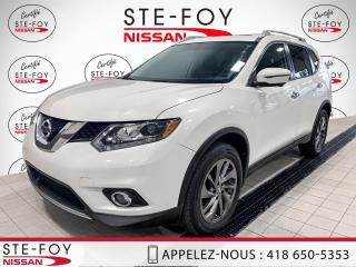 Used 2016 Nissan Rogue NISSAN ROGUE SL PREMIUM 2016 CUIR TOIT G for sale in Ste-Foy, QC