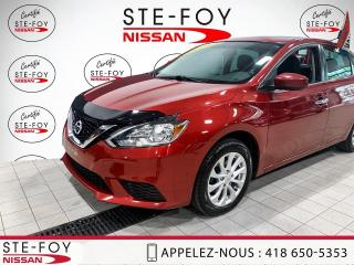 Used 2017 Nissan Sentra NISSAN SENTRA SV 2017 AUTOMATIQUE TOUTES for sale in Ste-Foy, QC