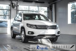 Used 2013 Volkswagen Tiguan 4MOTION COMFORTLINE for sale in Rimouski, QC