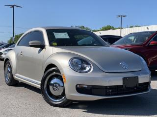 Used 2016 Volkswagen Beetle 1.8 TSI Comfortline HEATED SEATS, REVERSE CAMERA for sale in Midland, ON
