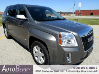 Used 2012 GMC Terrain SLE - AWD - 2.4L for sale in Woodbridge, ON