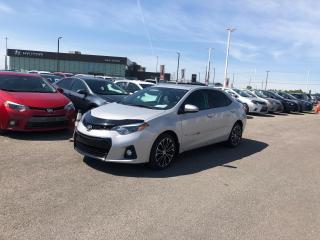 Used 2016 Toyota Corolla * AUTOMATIQUE * MAGS * TOIT * 17 000 KM * for sale in Mirabel, QC