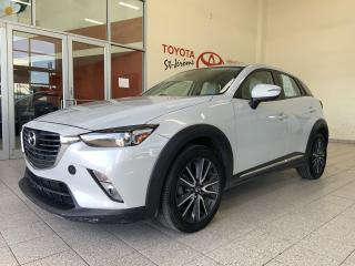 Used 2018 Mazda CX-3 * GT * MAGS * TOIT * AWD * TECH * HIFI BOSE * for sale in Mirabel, QC
