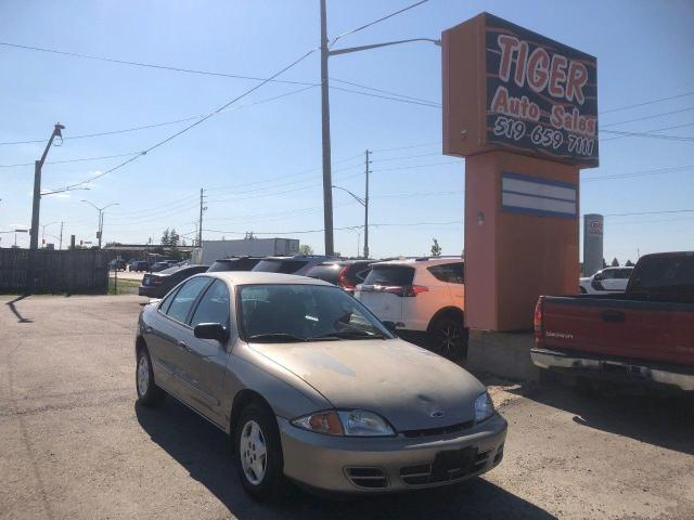 2001 Chevrolet Cavalier VLX**AUTO**ONLY 150KMS**AS IS SPECIAL