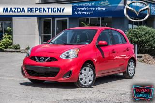 Used 2017 Nissan Micra 4DR HB SV for sale in Repentigny, QC