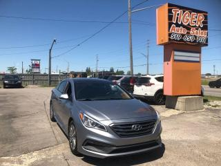 Used 2015 Hyundai Sonata 2.4L Sport Tech**ONLY 50KMS**NAVI**CAM**PANO ROOF for sale in London, ON