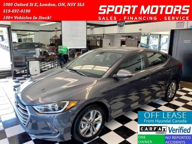 2017 Hyundai Elantra GL+Apple Play+Camera+Camera+Accident Free