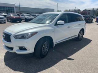Used 2017 Infiniti QX60 Traction intégrale, 4 portes for sale in Alma, QC