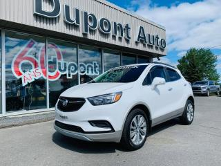 Used 2018 Buick Encore Privilégiée 4 portes TI for sale in Alma, QC