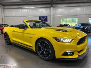 Used 2016 Ford Mustang 2dr Conv GT Prem California Special htd/cld seats for sale in St. George Brant, ON