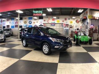 Used 2016 Honda CR-V EX AWD AUT0 SUNROOF H/SEATS BACKUP CAMERA 111K for sale in North York, ON