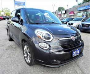 Used 2014 Fiat 500L Sport Navigation Local One Owner for sale in Windsor, ON