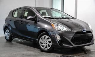 Used 2015 Toyota Prius c BLUETOOTH+A/C+GR.ELECTRIQUE for sale in Boisbriand, QC