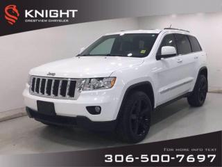 Used 2013 Jeep Grand Cherokee Laredo X | Leather | Sunroof | for sale in Regina, SK