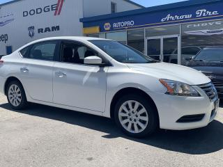 Used 2014 Nissan Sentra SL for sale in Aylmer, ON