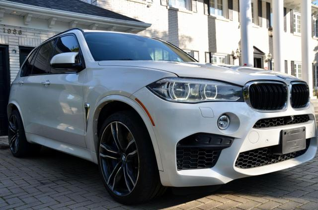 2015 BMW X5 M NAVI-HUD-360 CAMERAS-DRIVING ASSIST PKG-CARBON PKG