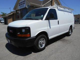 Used 2008 GMC Savana 2500HD CARGO 4.8L Loaded Outfitted ONLY 77,000Km for sale in Etobicoke, ON