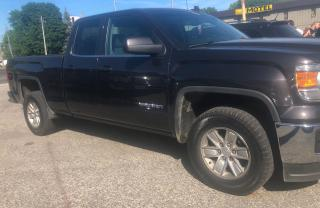 Used 2015 GMC Sierra 1500 Certified ,4WD,no accident ,SLE for sale in Scarborough, ON