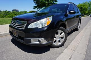 Used 2011 Subaru Outback 3.6R LIMITED / NO ACCIDENTS / GORGEOUS COMBO/ NAVI for sale in Etobicoke, ON