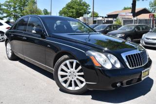 Used 2007 Maybach 57 57s - BLOWOUT for sale in Oakville, ON