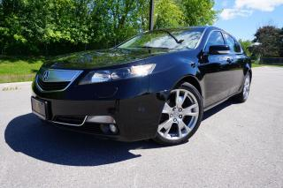 Used 2012 Acura TL ELITE / STUNNING COMBO / NO ACCIDENTS / LOCAL CAR for sale in Etobicoke, ON