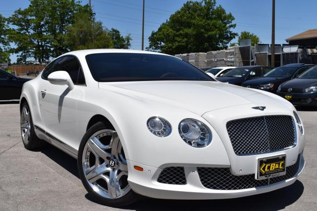 2012 Bentley Continental GT W12 LIKE NEW - ALL TRADES WELCOME!!