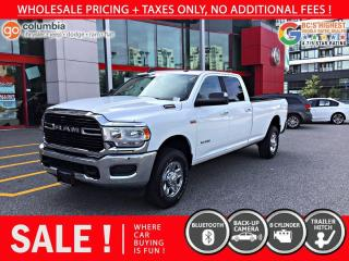 Used 2019 RAM 2500 Big Horn HEMI - Local / No Accident / No Dealer Fees for sale in Richmond, BC