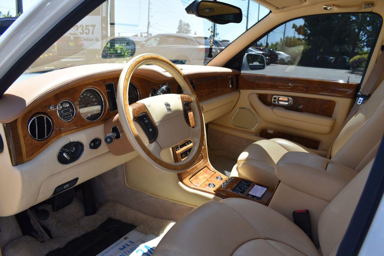 2000 Rolls Royce Silver Seraph