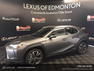 New 2020 Lexus UX 250H Luxury Package for sale in Edmonton, AB