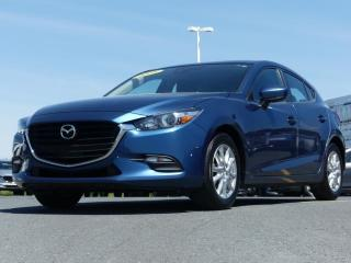 Used 2018 Mazda MAZDA3 Sport AUTOMATIQUE JAMAIS ACCIDENTE! for sale in St-Georges, QC