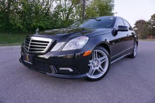Used 2011 Mercedes-Benz E-Class SUPER RARE / E350 BLUETEC / STUNNING COMBO / CLEAN for sale in Etobicoke, ON
