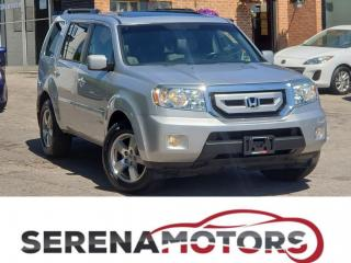 Used 2010 Honda Pilot EX-L | 4WD | 8 PASSENGERS  | NO ACCIDENTS for sale in Mississauga, ON